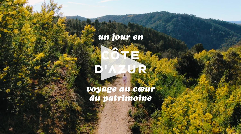 Un jour en Côte d'Azur