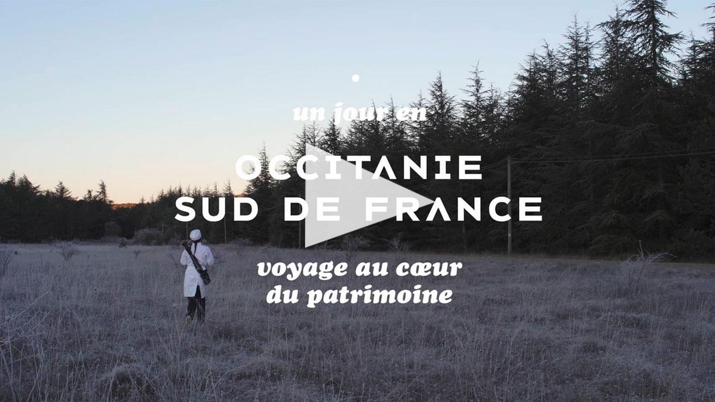 Un jour en Occitanie Sud de France